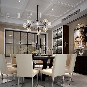 海安自建别墅500平现代简约