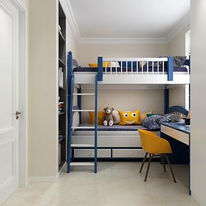 现代风格-儿童房