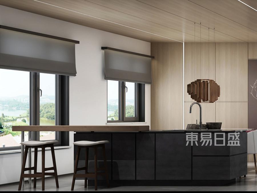 普通住宅-現代前衛-餐廳