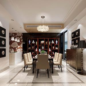 新古典风格 餐厅装修效果图
