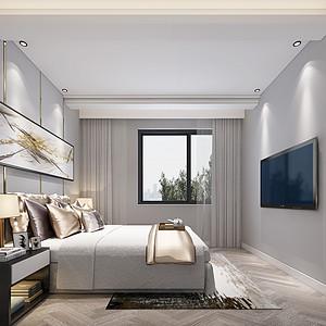 现代轻奢-卧室