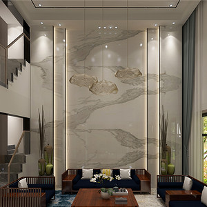 蘭栖墅-现代中式-500平米
