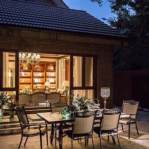 和家园美式风格庭院