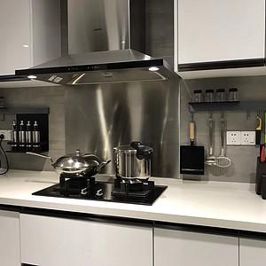 现代简约厨房