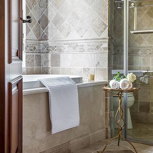 和家园美式风格卫生间浴室