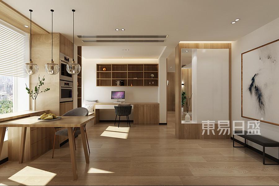 家装不同功能空间的隔断怎么设计