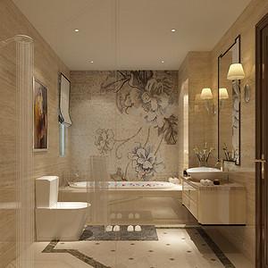 中信新城-新装饰风格-卫生间