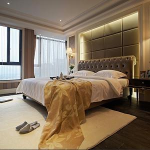 滨江首府300平跃层欧式古典设计装修效果图