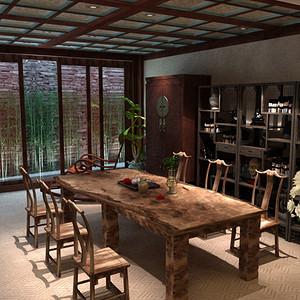 娄底800平米古典中式自建别墅
