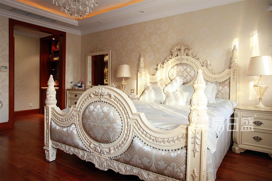 别墅-新古典卧室-效果图