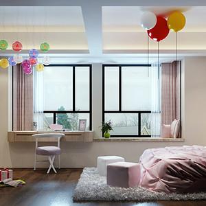 现代简约风格 儿童房装修效果图