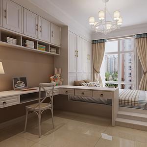 家乐园-三居室-现代简约风格