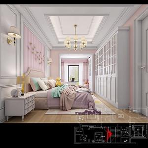 别墅-法式-效果图