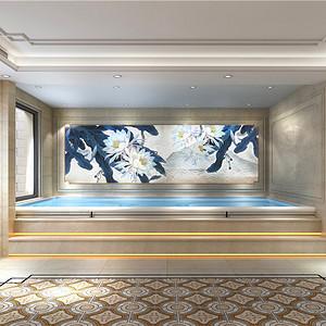 中海紫御豪庭-现代中式-550平其他