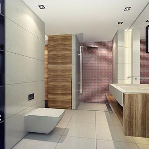 现代时尚-卫生间