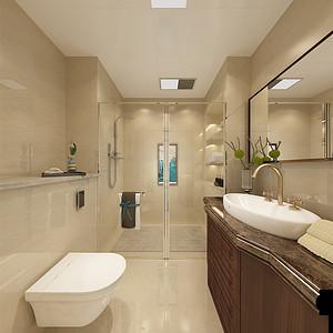 欧式风格-卫生间