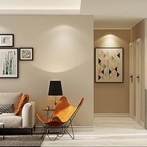 客厅(打通后的空间更流畅、温馨)