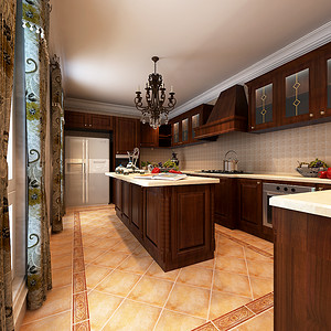 欧式古典-厨房