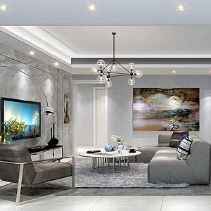 龙湖紫宸143㎡四居室现代风格