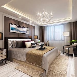 美惠家园-卧室装修效果图