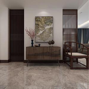 格调绮园-新中式风格-166平米