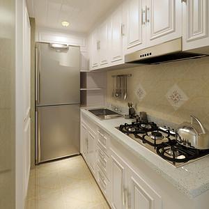 四季御园 欧式风格设计说明 厨房