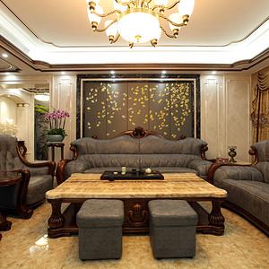 深圳客厅装修效果图-东易日盛装饰