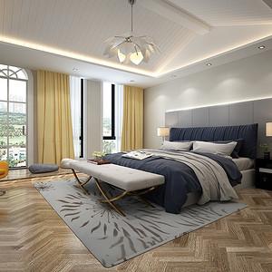 卧室装修效果图2