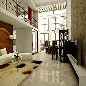 智慧大厦-新中式-200平米