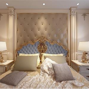 法式风格卧室装修设计效果图