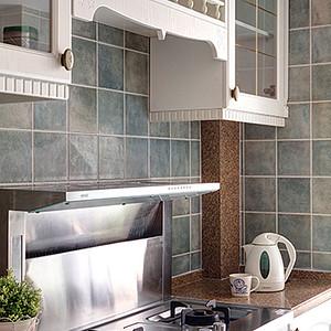 地中海风格厨房装修图