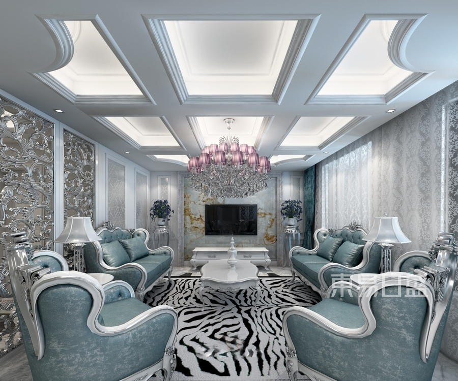 客厅怎么装修更好看