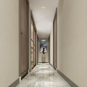 四居室-现代前卫-效果图