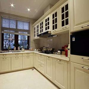 厨房是一个生活品质的体现