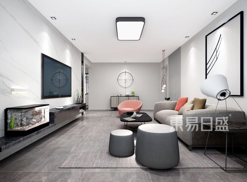客厅比较暗的话,尽量不要摆放过多的家具,这会让空间显得拥堵的同时,还阻扰了空间的全局协调性,所以我们应该根据空间的具体情况,设计合适的家具,量身定做,不但可节约每一寸空间,在视觉上保持了清爽的感觉,自然显得光亮。另外,若客厅留有暖气位置,可依墙设计一排展示柜,充分利用死角,保持统一的基调。 以上就是成都装修公司(http://cd.