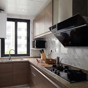 观澜华府 新中式风格 厨房