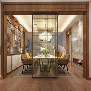 崇明岛自建别墅-北欧风格-280平米