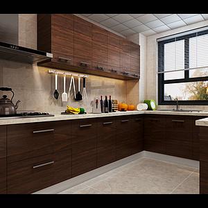 新中式风格-厨房-装修效果图-厨房装修效果图 厨房装修图片 厨房装修