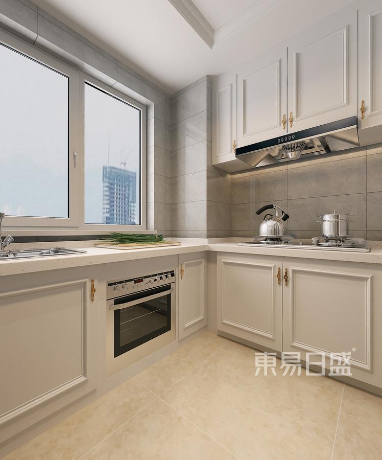 厨房-装修设计效果图