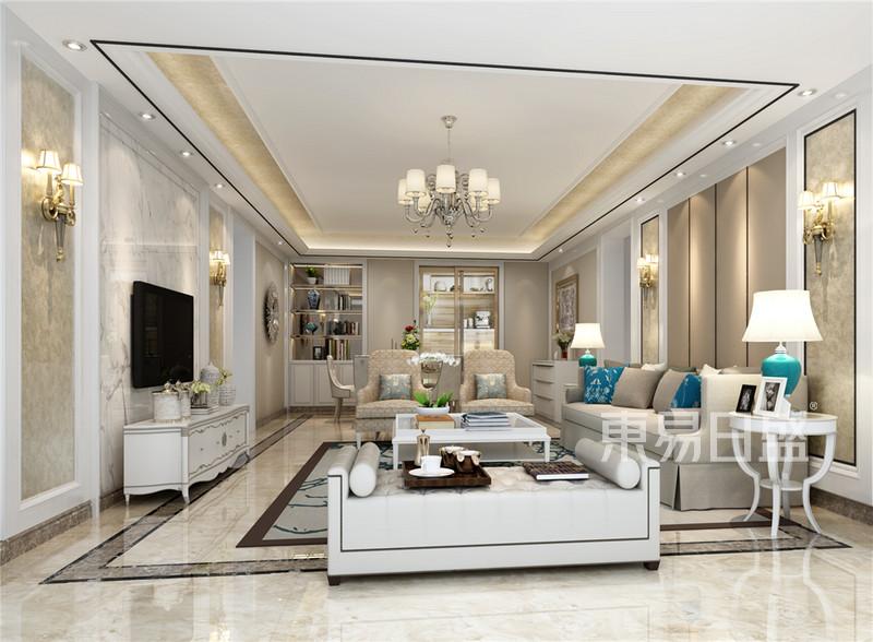 其他- 客厅后现代风格装修效果图