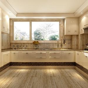 新古典-厨房-效果装修图