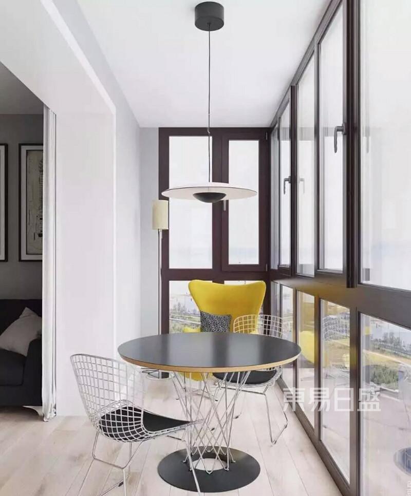 现代简约 - 阳台装修效果图 现代简约风格装饰设计