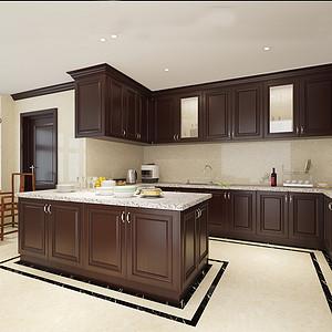 新中式风格厨房
