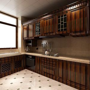 简欧风格-厨房