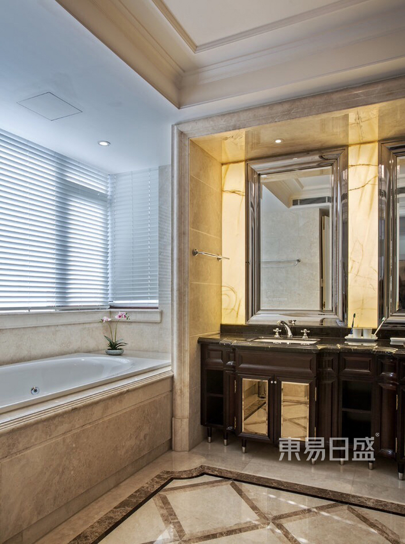 欧式古典 - 欧式风格装修效果图-卧室
