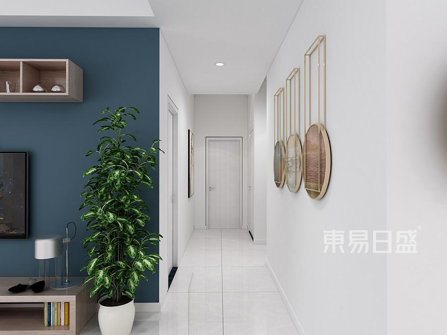 普通住宅-现代简约设计案例-相关装修效果图