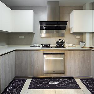 九龙湖融园125㎡北欧风格厨房