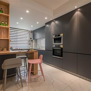 现代极简-厨房