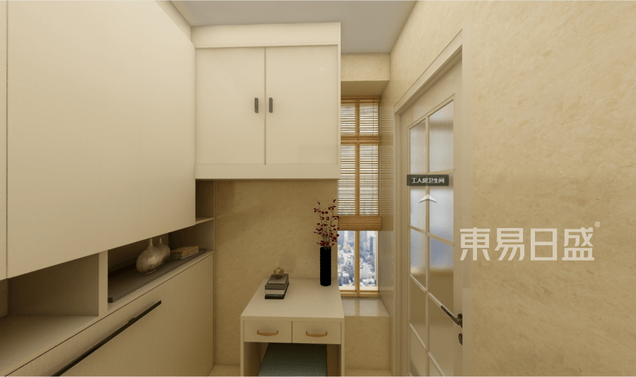恒裕滨城-普通住宅-现代简约-效果图