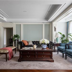 小美风格客厅装修设计效果图